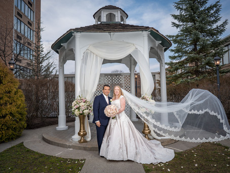 Julie & Gerry - Ethan Allen - Wedding day