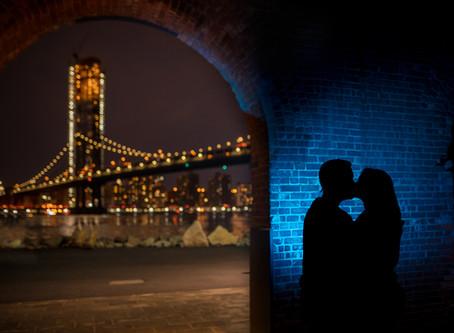 Debora & Rafael - Engagement Session in NYC
