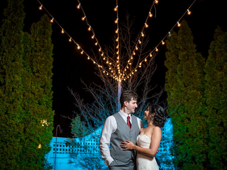 Maria & Lee - The Simsbury Inn Wedding