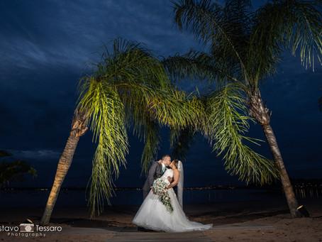 Alysha & Chris - Anthony's Ocean View