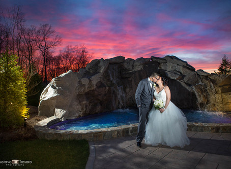 Ashley & Edwin - Wedding at Aria - Prospect CT