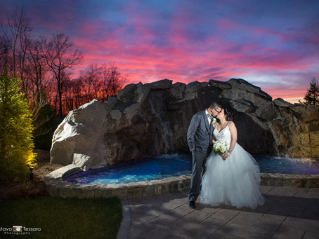 Ashley & Edwin - Wedding at Aria - Prospect CT
