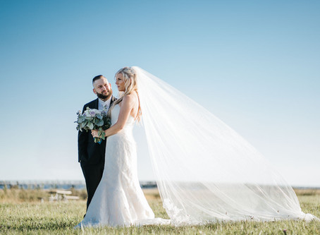 Brittney & Dominick - The Waterview