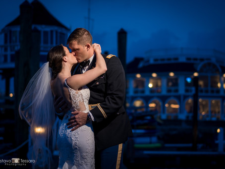 Emily & Sean - Pine Orchard Yacht & Country Club