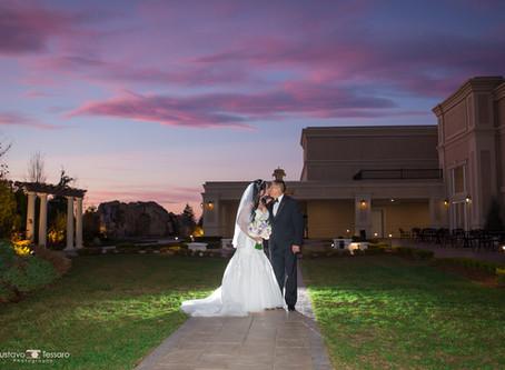 Jessica & Segundo - Aria - Prospect CT - Wedding day