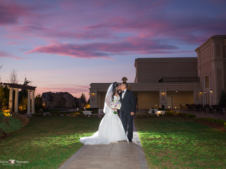 Jessica & Segundo - Aria - Prospect CT - Wedding day