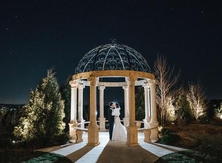 Eleni & Corey - Wedding Day, Aria - Prospect CT