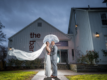 Nicole & David - The Barns at Wesleyan Hills - Wedding day
