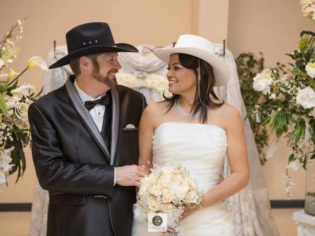 Cecilia & Jason - Texas Wedding - Fort Worth