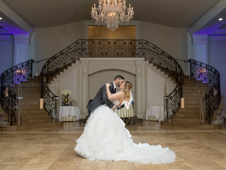Natalia & Armando - Wedding At Aria - Prospect CT