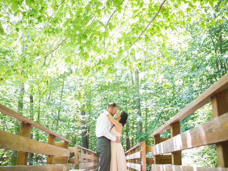 Verena & Brian - Lake Mohegan - Fairfield CT