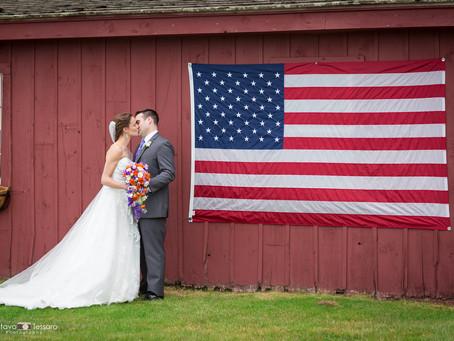 Chelsea & Tim - Cape Cod wedding