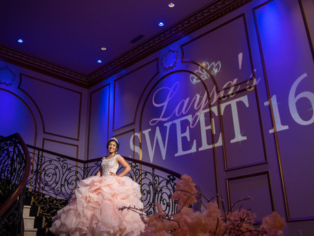 Laysa's Sweet 16 - The Tides Estate - NJ