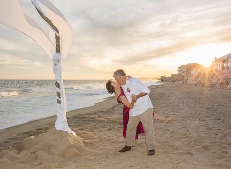 Jamie & Mark - Rhoad Island Wedding