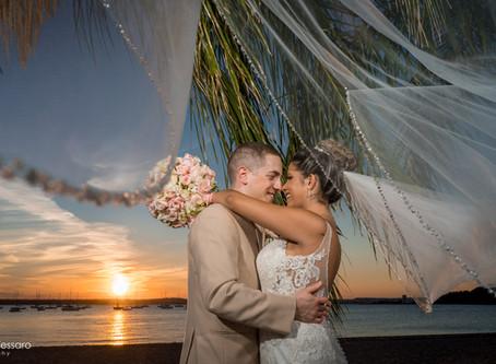 Gisele & Elliot's Wedding Day - Anthony's Ocean View