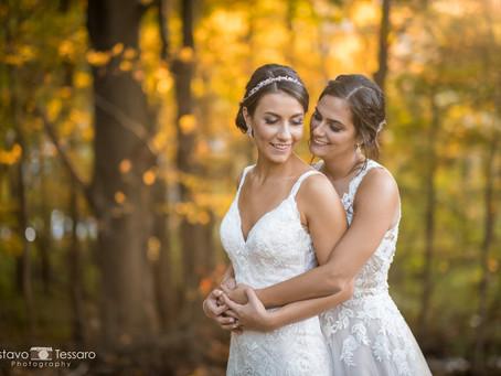 Danielle & Jessica - The Amber Room