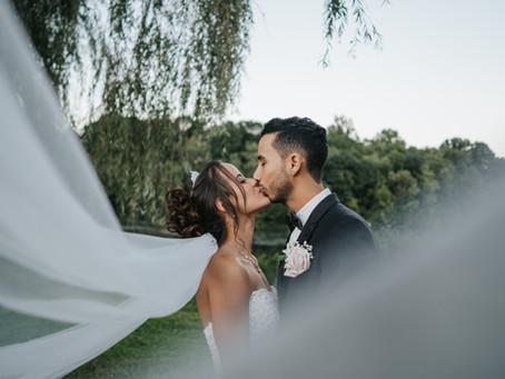 Jessica & Wallaf - Wedding day