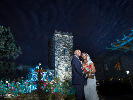 Keeva & Matthew - Castle & Spa wedding Day - NY