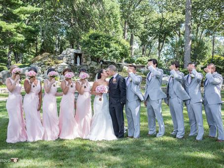 Grace & Antonio - Wedding day