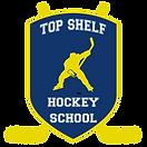 Top Shelf Hockey School Logo