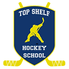 Top Shelf Hockey School Logo