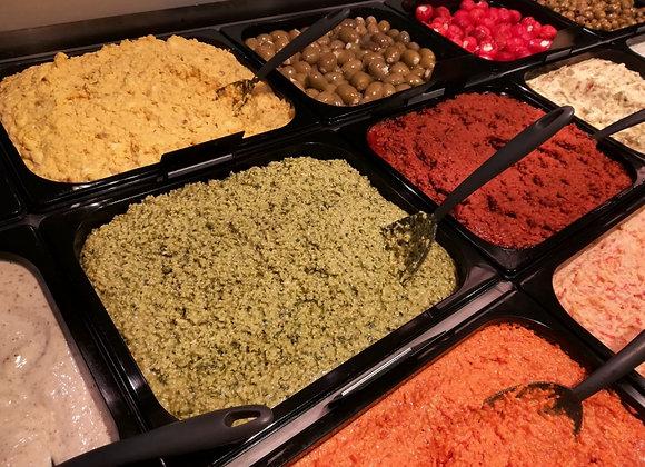 Gooische Paprikaas Salade
