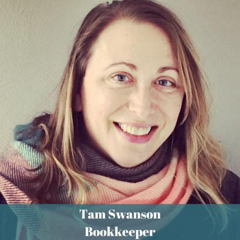 Tam Swanson, Bookkeeper