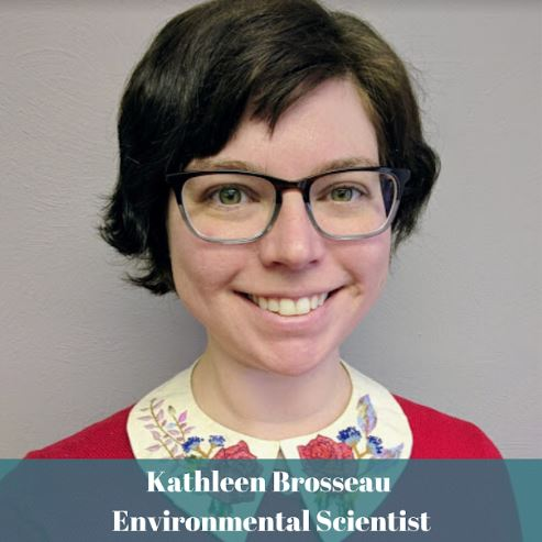 Kathleen Brosseau, Environmental Scientist