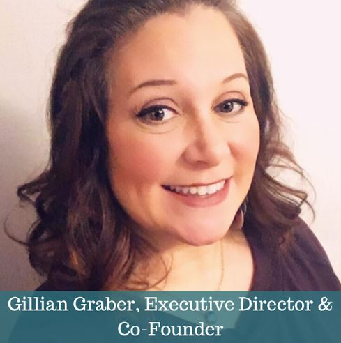 Gillian Graber, Excecutive Director & Co-Founder