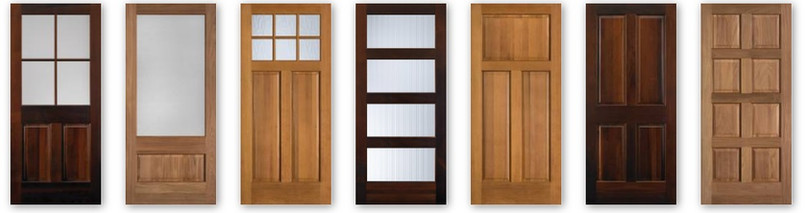 Masonite Solid Wood Doors