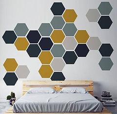 honeycomb+wall+paint+accent.jpg