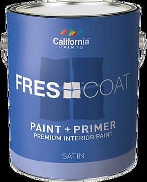 California Paint Fresh Coat