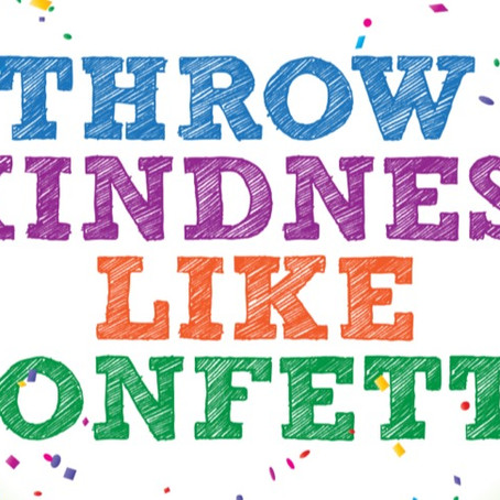 It's World Kindness Week!
