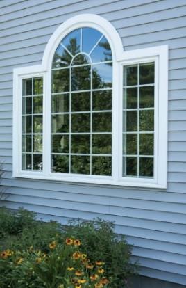 Mathews Brothers window