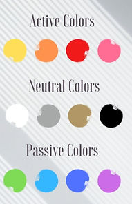 California Paints Active Neutral Passive color sample