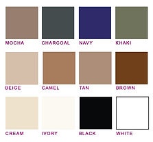 California Paints neutral colors