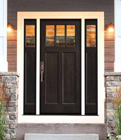 Thermatru Exterior Door