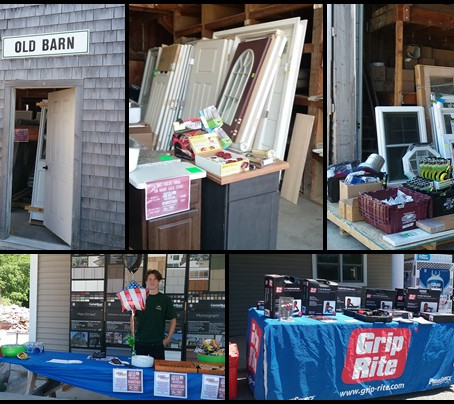 Our First Annual Barn Sale!