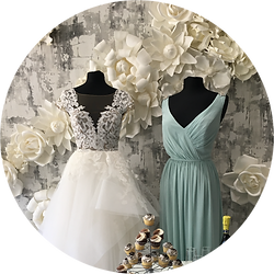 Cameo and Cufflinks, Maids and Girls, Hayley Paige Occasions
