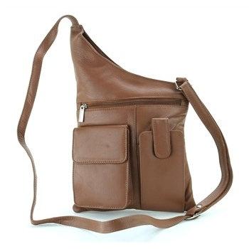 Leather - Unique Cross Body Bag
