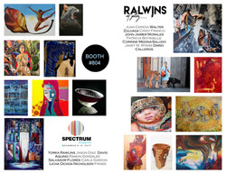 Our Spectrum artists