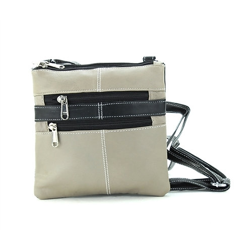 Cross Body Bag - Double Compartment