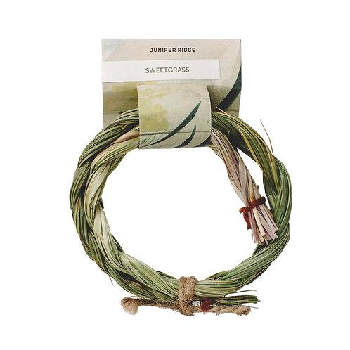 NATURAL INCENSE: Sweetgrass Braid