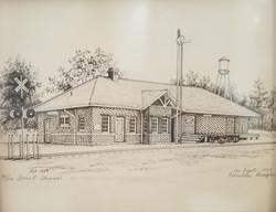 The Depot, Ellaville, GA