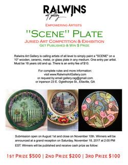 Scene Plate Competition