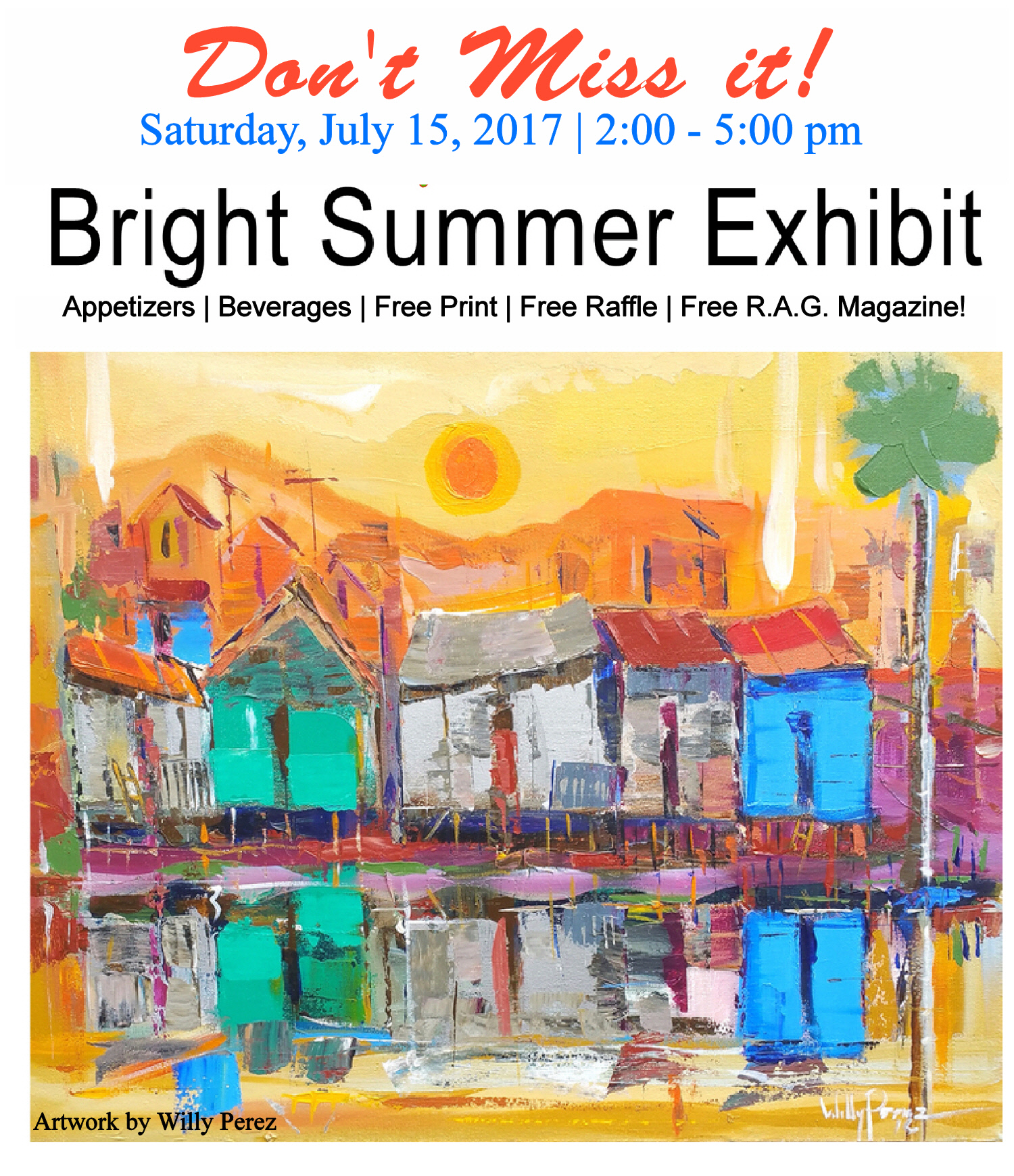 Bright Summer Exhibit