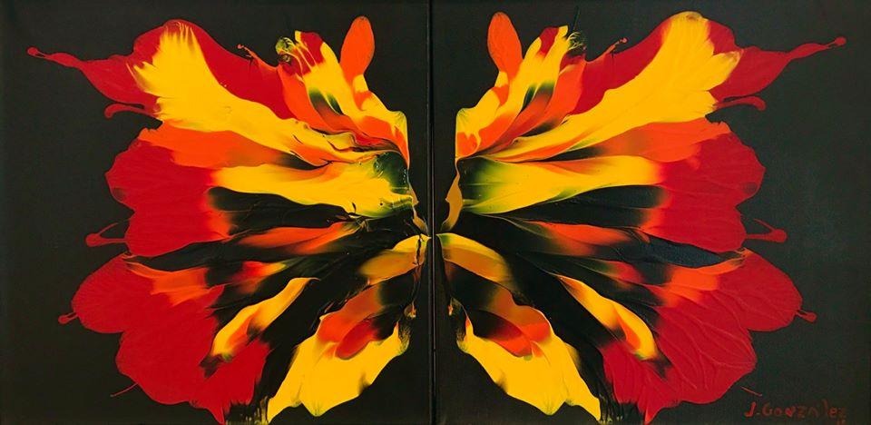 Reflejos Abstractos 13