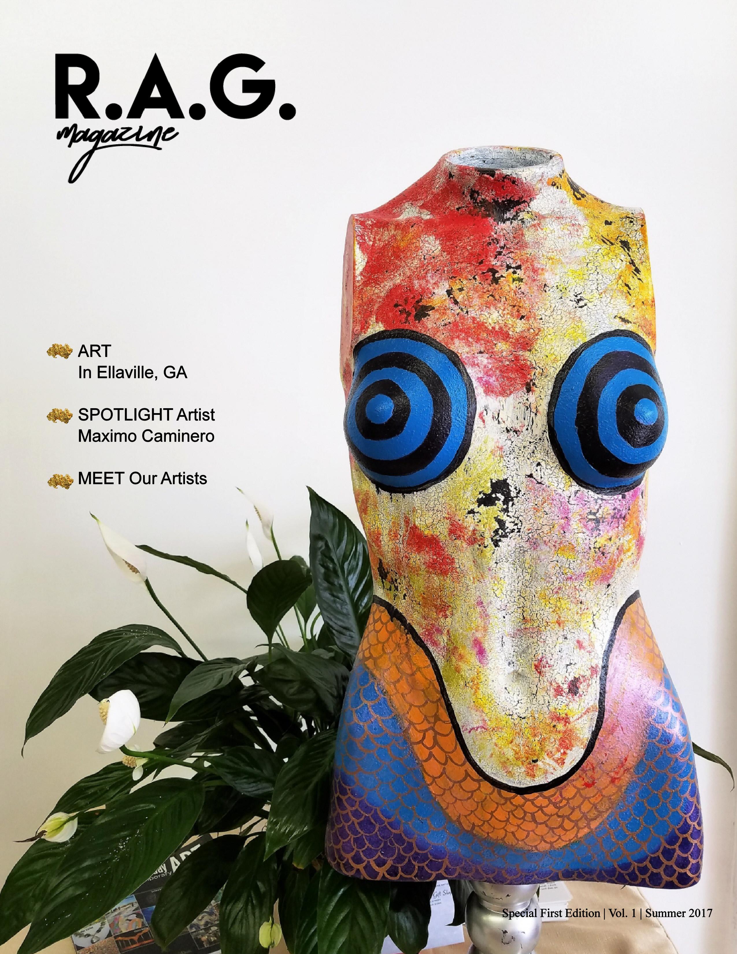 R.A.G. Magazine