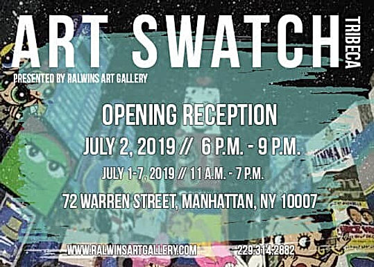 Art Swatch May '19 | Group | NYC