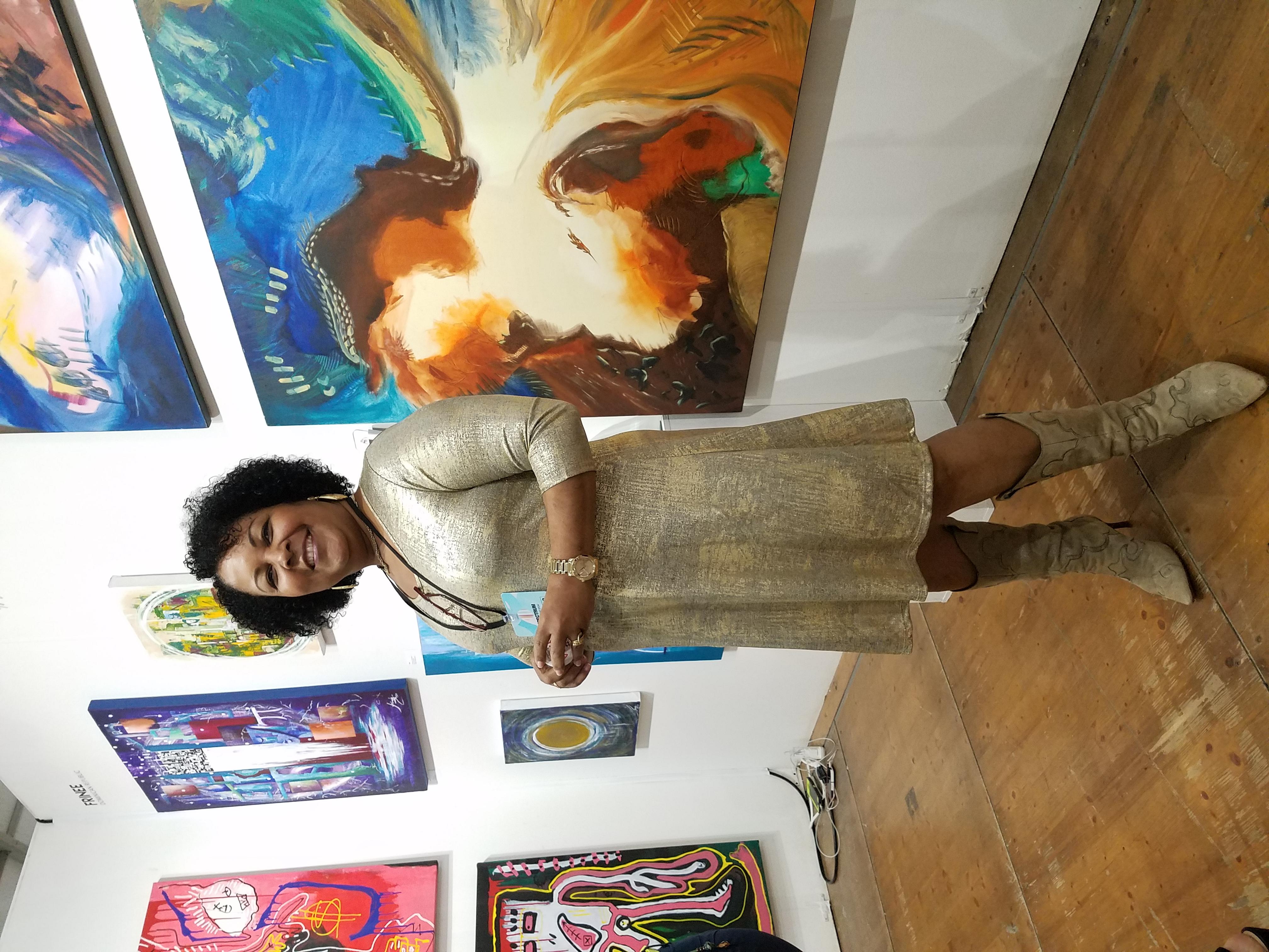 Gallery's Director